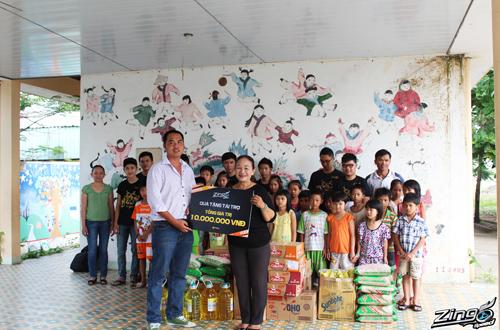 Game thủ Zing Speed làm từ thiện tại Đà Nẵng 7
