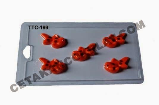 TTC199 Hewan Ikan Mas Koki
