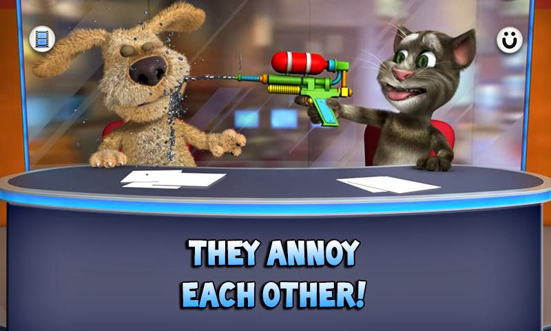Talking Tom & Ben News v2.0.1 for Android