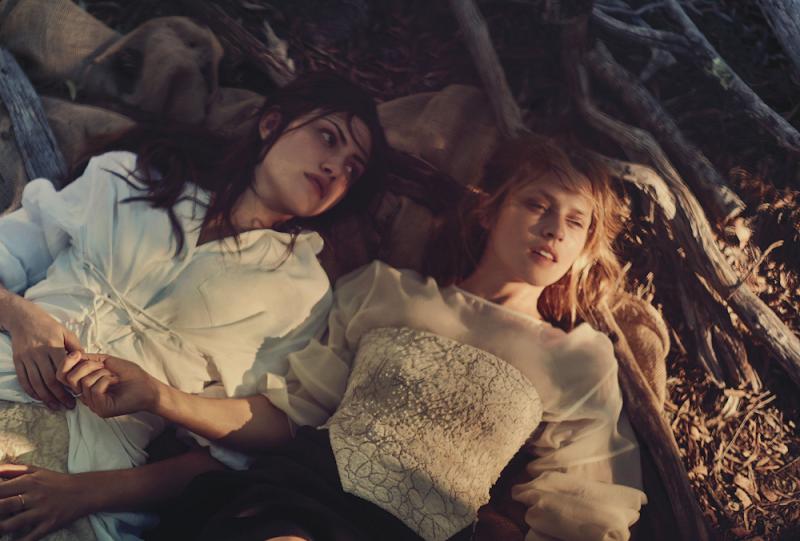 EDITORIAL: Vogue Australia March 2015