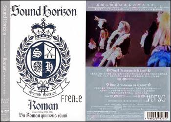 [FIXO] Download da videografia de Sound Horizon/Linked Horizon (Concertos, LIVES, PVS etc.) RomanDVD