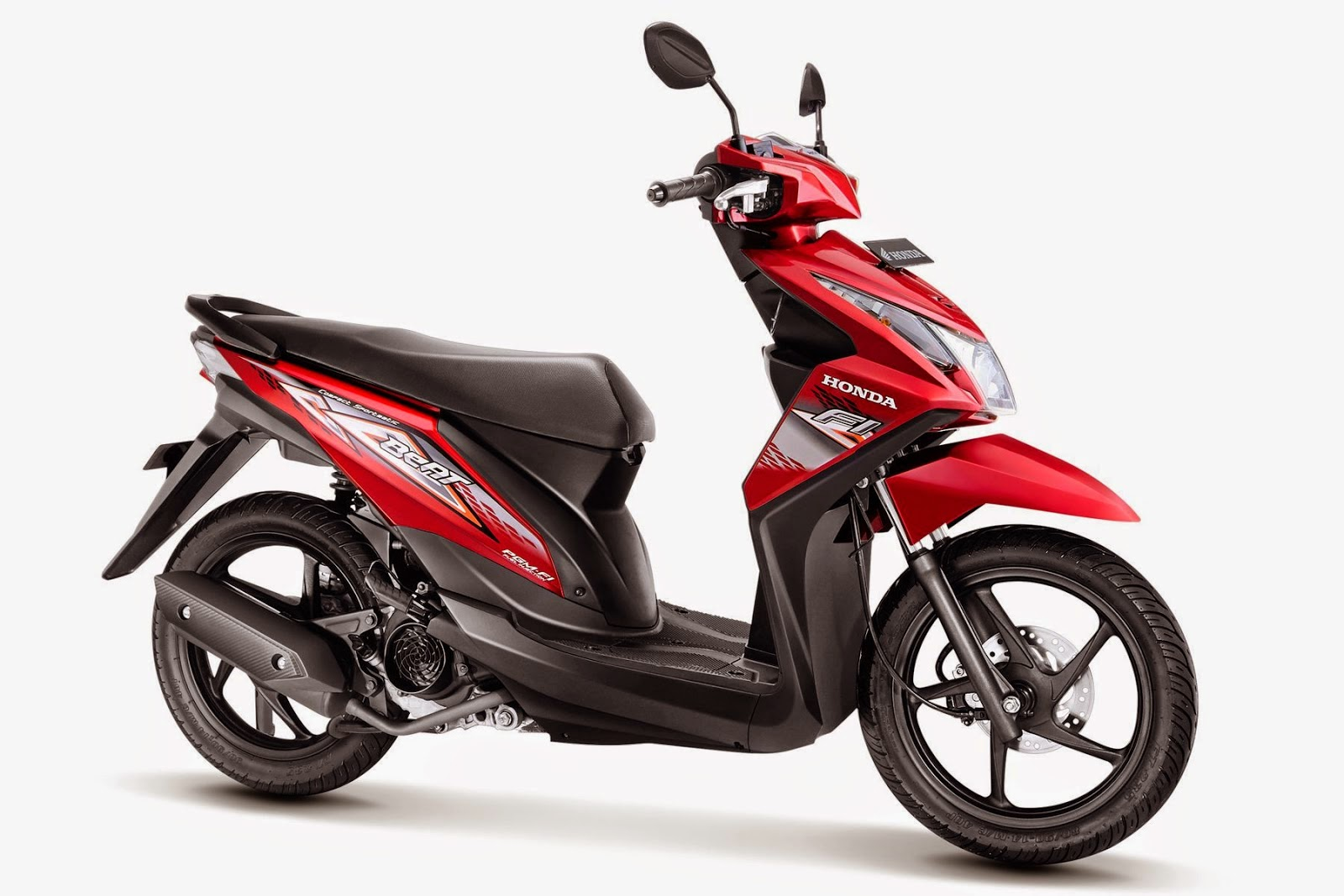 Scoopy Pgm Fi Modifikasi