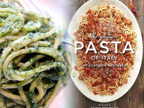 Book Review: Domenica Marchetti The Glorious Pasta of Italy