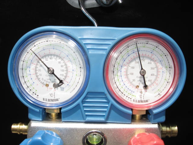 how to know if ac needs more refrigerant