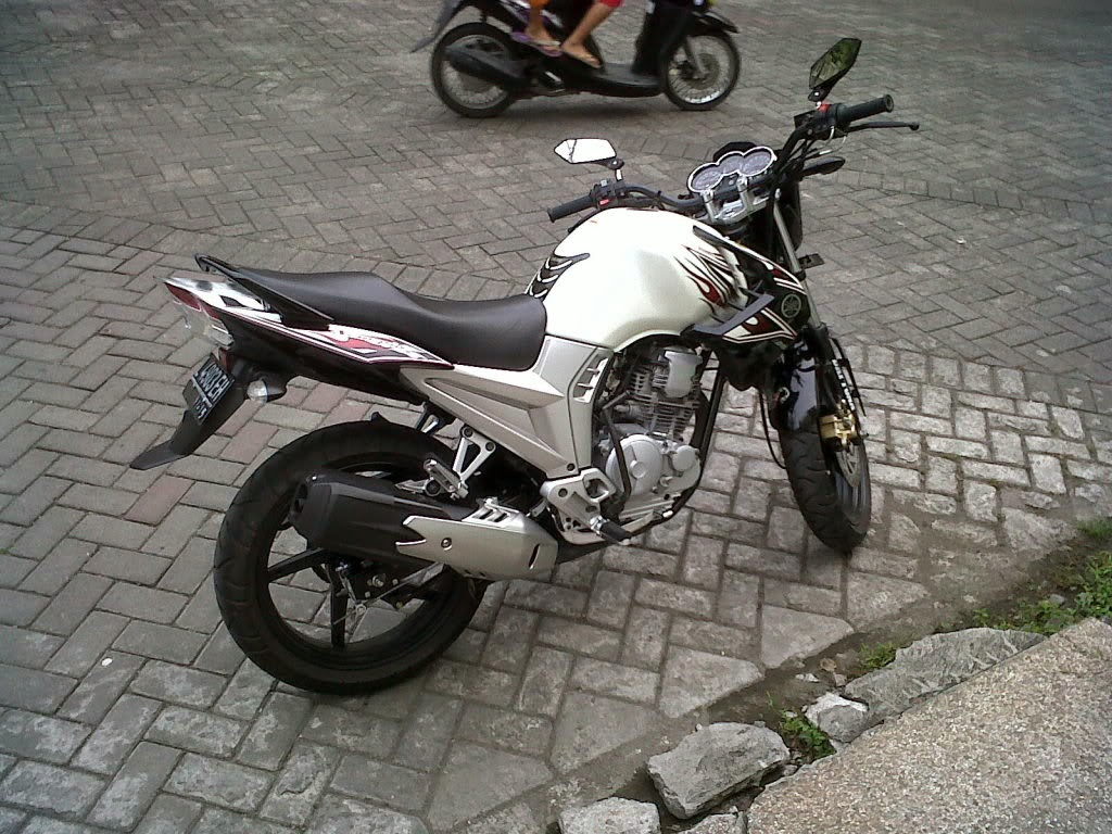 modifikasi scorpio z 2009