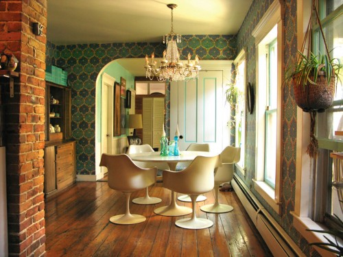 Inspire bohemia delicious dining rooms and nooks part ii for Bohemian dining room decorating ideas