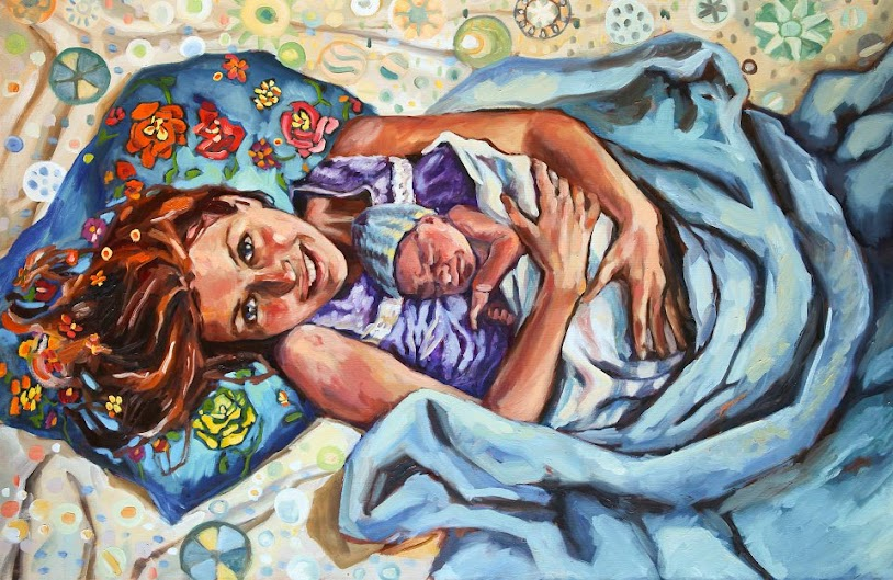 THE BIRTH PROYECT- Amanda Greavette