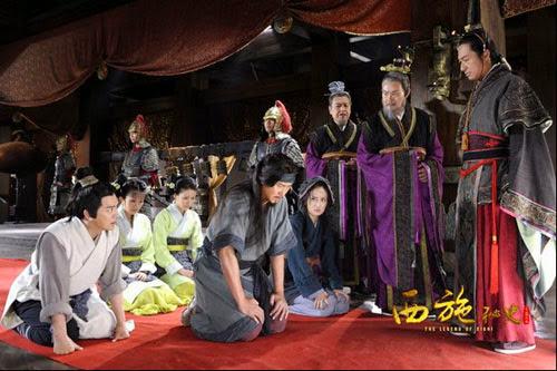 The Legend of Xi Shi