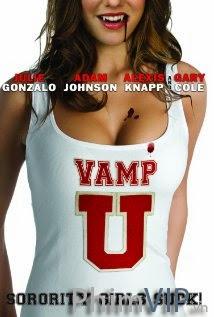 Vampire Trường Học - Vamp U poster