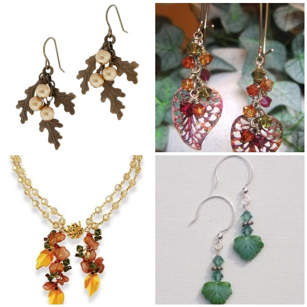 Leaf Bead Projects