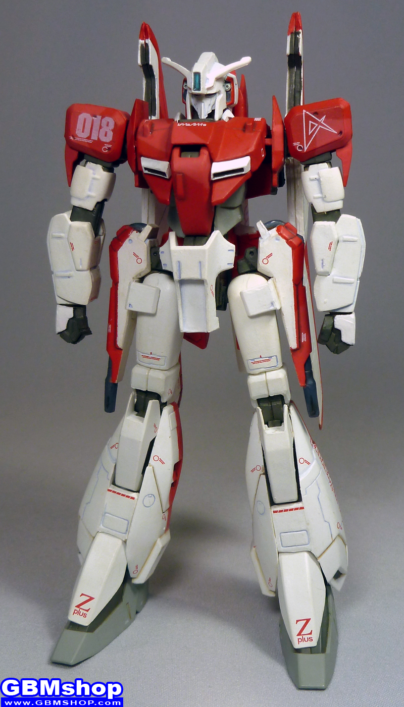 Gundam Fix Figuration  #0017 MSZ-006A1 Zplus A1 Zeta Plus A1