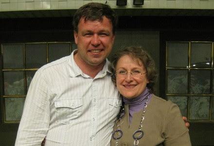 С Игорем Сабанцевым (Новосибирск, ведущий тренер GRC)
