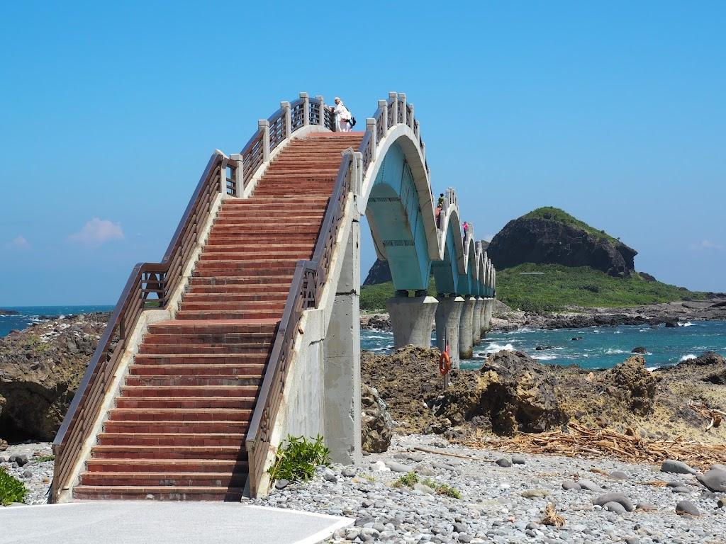 三仙臺跨海步橋