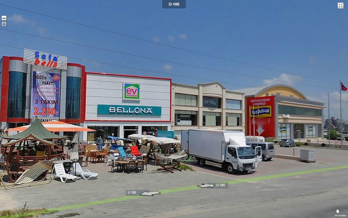 Sefa Bella Mimarsinan Mağazası