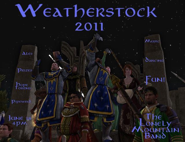 Weatherstock 2011