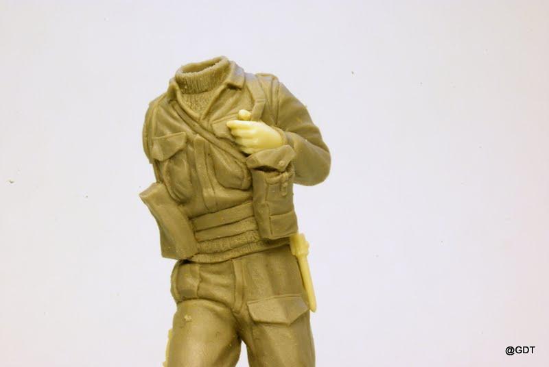 British commando - 2° épisode (sculpture 1/35°) _IGP7516