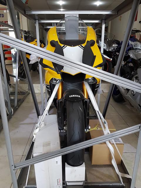 Yamaha YZF R1 2016 60th