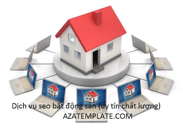 Dịch vụ seo bất động sản tại TP HCM