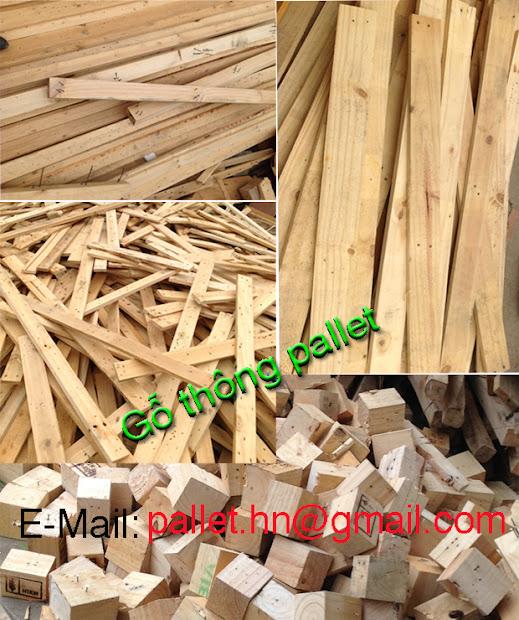 ban loai pallet gỗ thanh lý