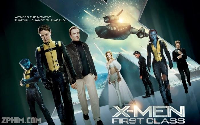 Ảnh trong phim Dị Nhân 5: Thế Hệ Đầu Tiên - X-Men: First Class 1