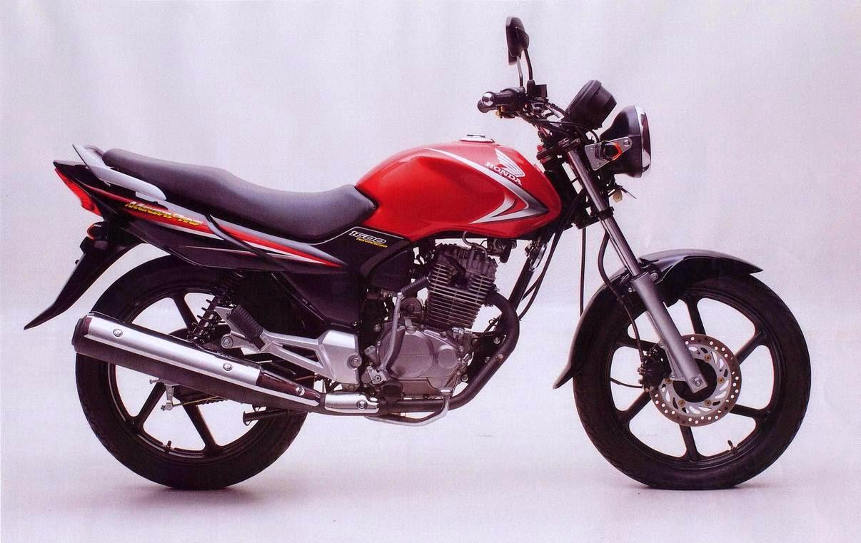 Honda New Megapro Modifikasi Supermoto