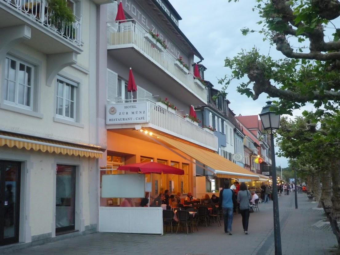 """Seehotel """"Zur Münz"""""""