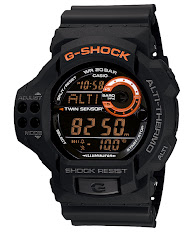 Casio G-Shock : GD-120N-1B4