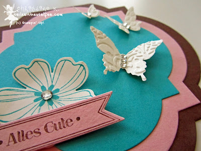 stampin up, flower shop, itty bitty banners, famose fähnchen, schmetterling, butterflies, window frames,