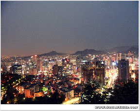 서울 남산 트레킹