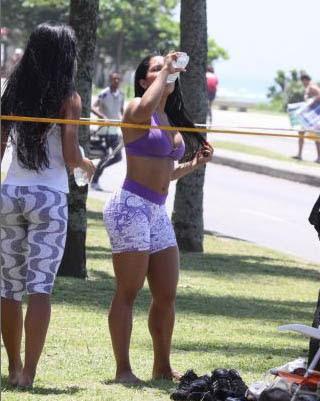 Fotos Mulher Melão Nua pelada