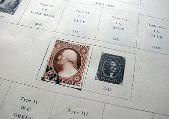 the stamp collecting round up  his first and only stamp collecting post