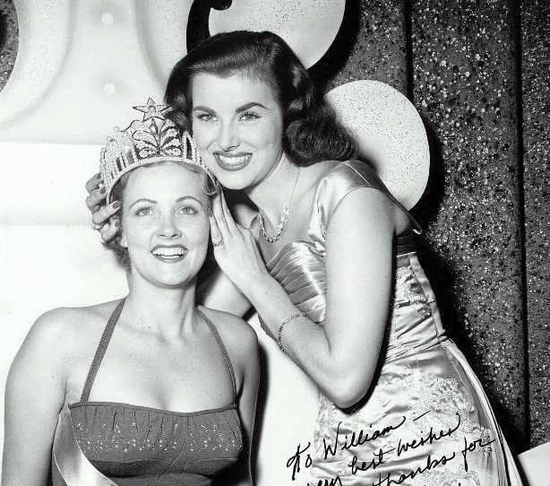 1954 — Мириам Стивенсон (США)