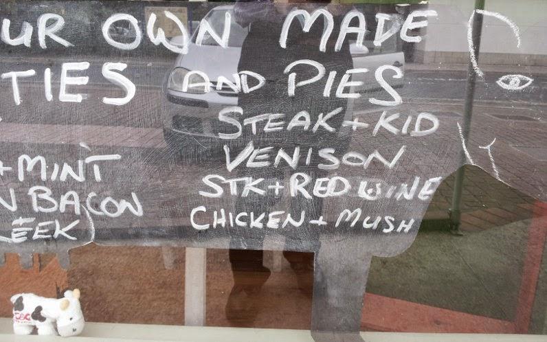Humour: pies