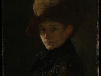 J. Ottis Adams - The Young Widow
