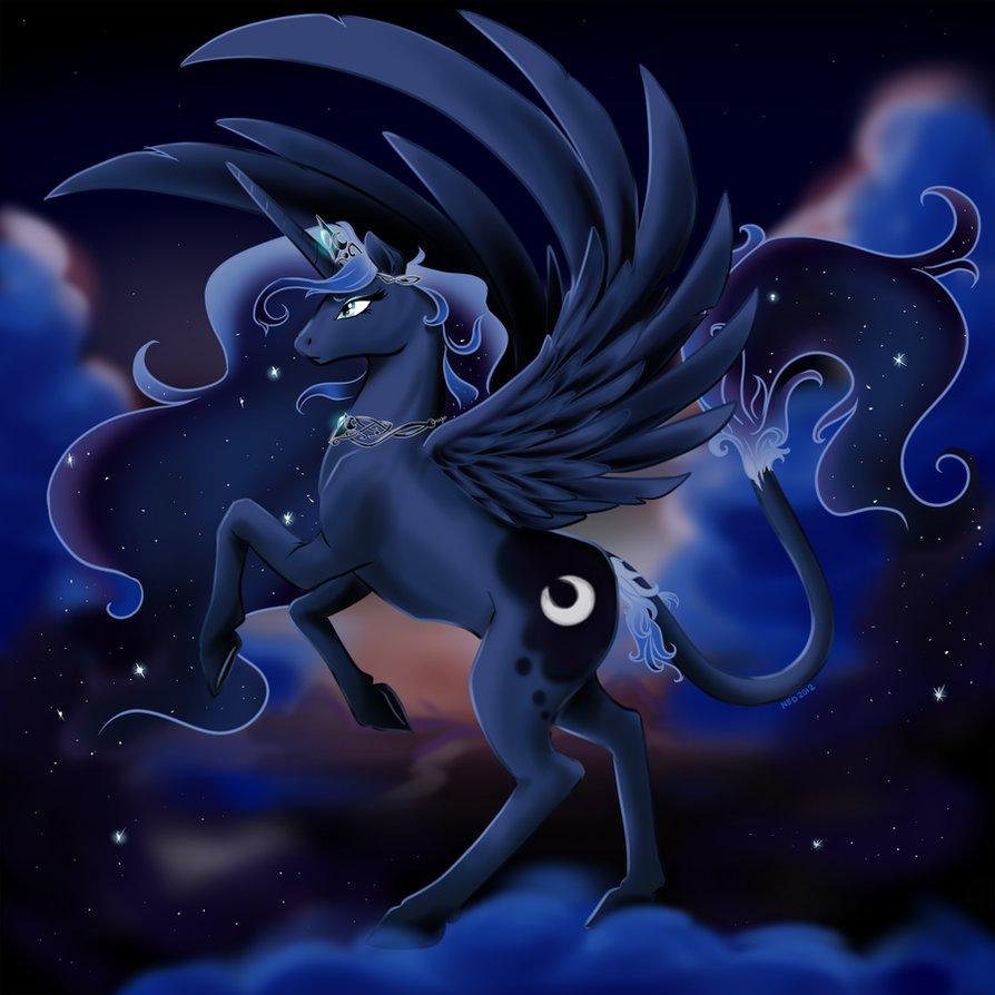 Garden Of Shadows Luna Equestria Daily - MLP ...