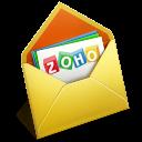 Logo of Zoho Mail