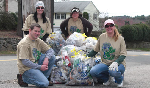 2011 Earth Day Clean Up