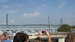 The Benjamin Franklin Suspension Bridge