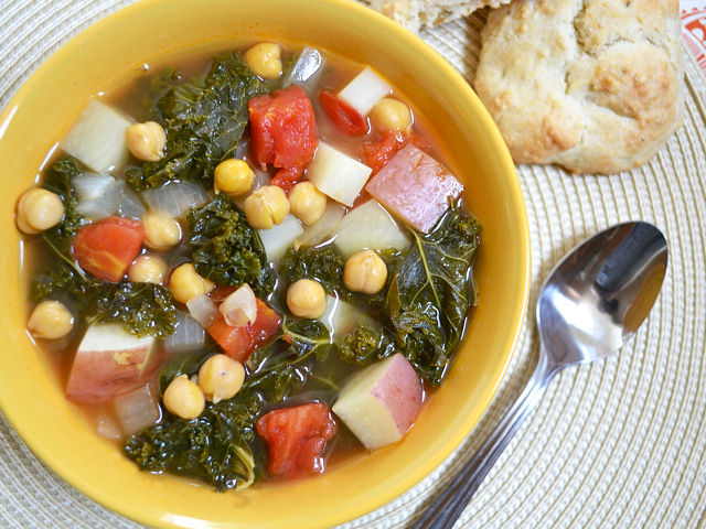 soup hearty spinach and chickpea soup spiced chickpea and tomato soup ...