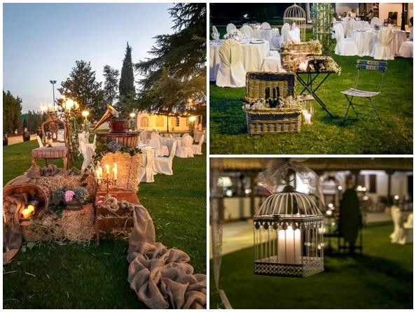 fotografía de boda en Aranjuez. Ambientes en la finca Puente Largo.