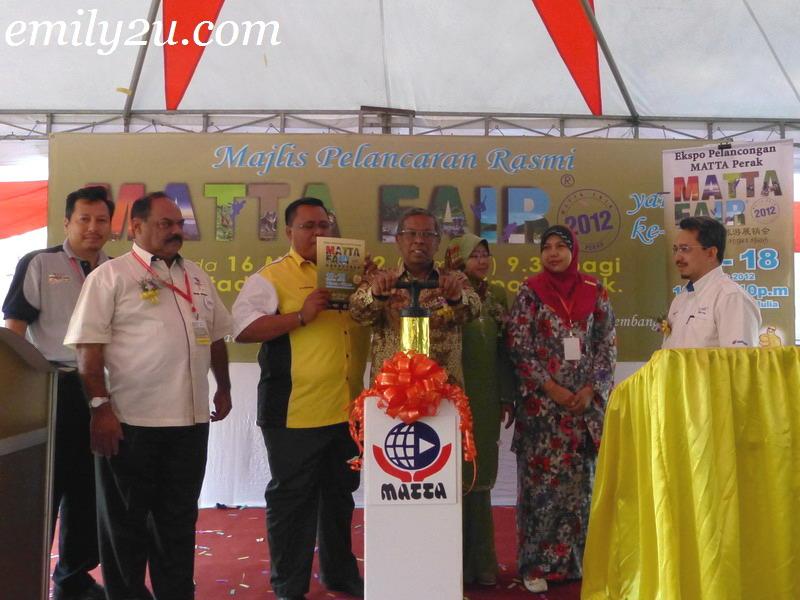 MATTA Fair Perak 2012