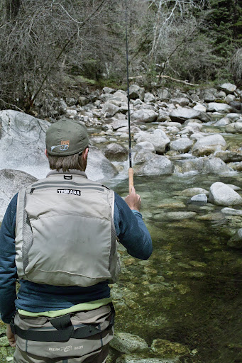 Tenkara Guides of Utah, Salt Lake City