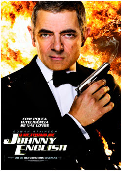 uaisuhauhs O Retorno de Johnny English   BDRip   Dual Áudio