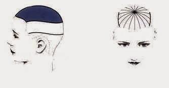 cat toc nu nang cao su ket hop trong thiet ke mau toc 13 Cắt tóc nữ nâng cao: Kiểu tóc cho khuôn mặt trái tim