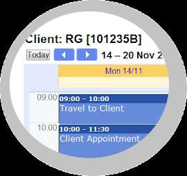 Client Scheduler