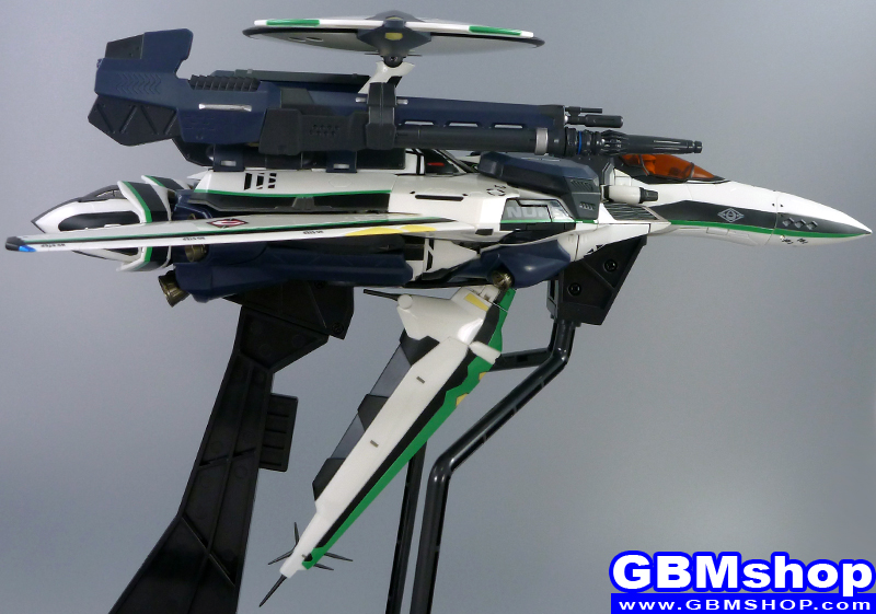 Macross Frontier RVF-171EX Armored Nightmare Plus EX Fighter Mode