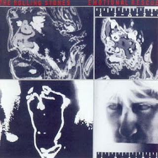 The Rolling Stones - Emotional Rescue album cover
