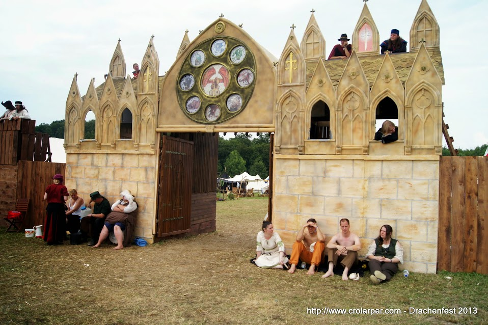 Drachenfest Gold gate