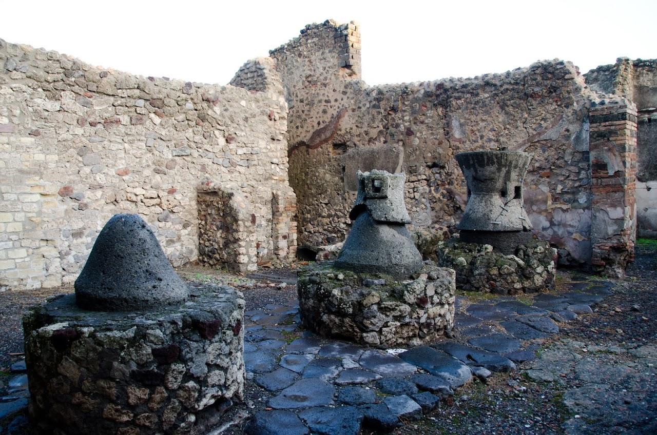 Pompeii ovens