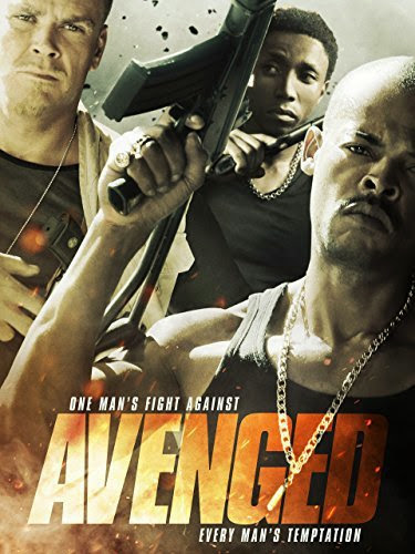 Poster Of English Movie Avenged (2013) Free Download Full New Hollywood Movie Watch Online At Alldownloads4u.Com